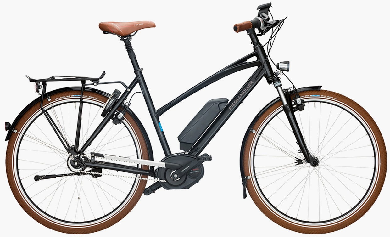 Cruiser mixte Automatic